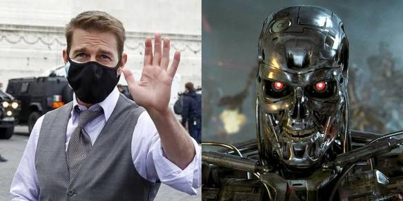 阿汤哥斥巨资买两个机器人监督《碟中谍7》片场防疫