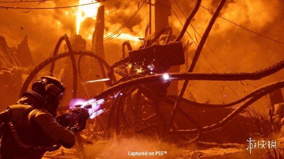 PS5科幻射击游戏《Returnal》新情报/新截图公布!