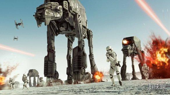 Epic喜加一:《星球大战:前线2》 下周《银河文明3》