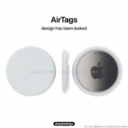 """苹果推出防丢神器""""AirTags""""!相关页面已悄悄上线"""