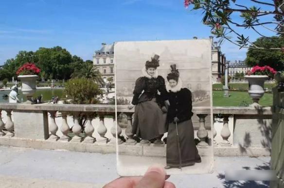 巴黎歌剧院竟和当年一样!100年前老照片VS现代照片