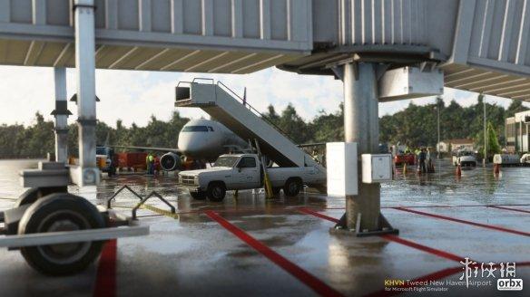 Orbx公布推出《微软飞行模拟》新插件包纽黑文机场!