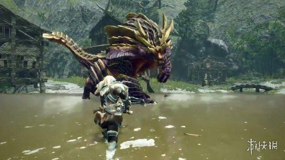 """《怪物猎人:崛起》新演示展示""""怨虎龙""""战斗!"""