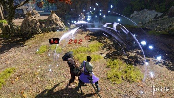 国产单机《武林志2》上架Steam!无缝地图 沙盒武侠