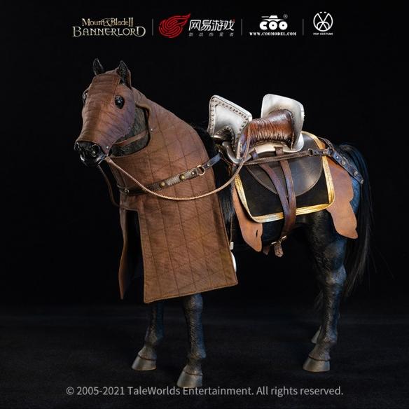 《骑马与砍杀2:霸主》推出首个可动人偶 预售将启