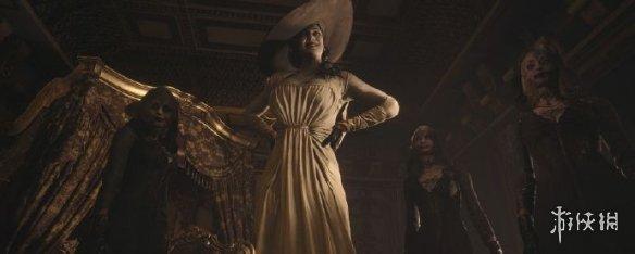《生化危机8:村庄》角色介绍 妖艳美丽的贵妇人!