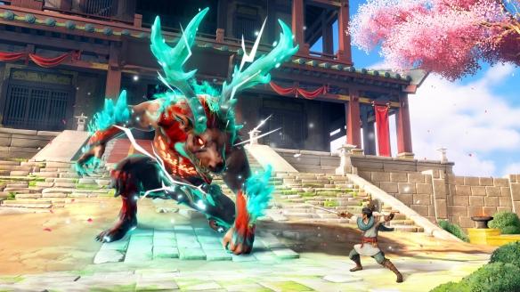 《渡神纪》中国DLC开发者专访 独特魅力的补天神话!