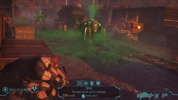 《幽浮》最初是一款即时战略游戏 包含3D即时战场