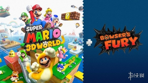 英国周销榜:《马里奥3D世界》首周登顶 销量达原版3倍