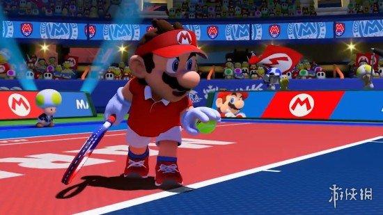 《马里奥网球Aces》2月19日开始试玩!NS会员免费玩