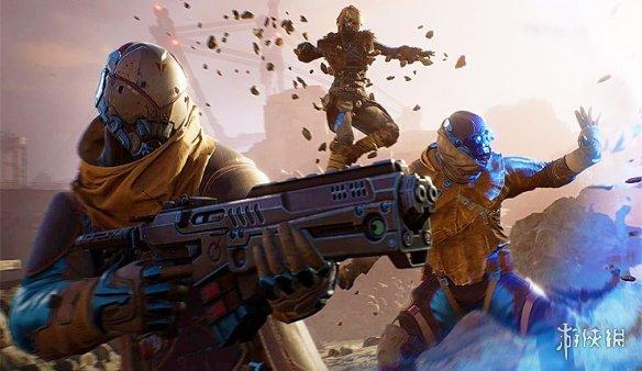 科幻射击新作《先驱者》也将登陆云游戏平台Stadia!