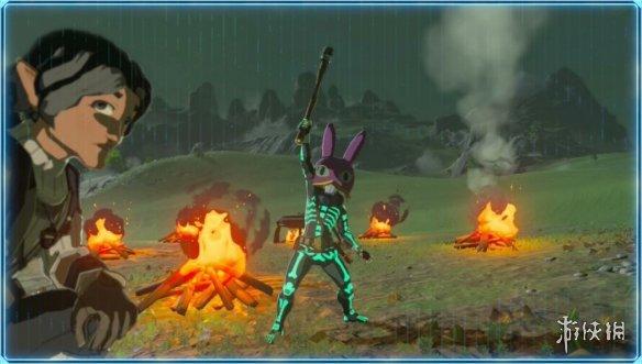 挑战不可能!玩家决定与《塞尔达传说》所有NPC合影