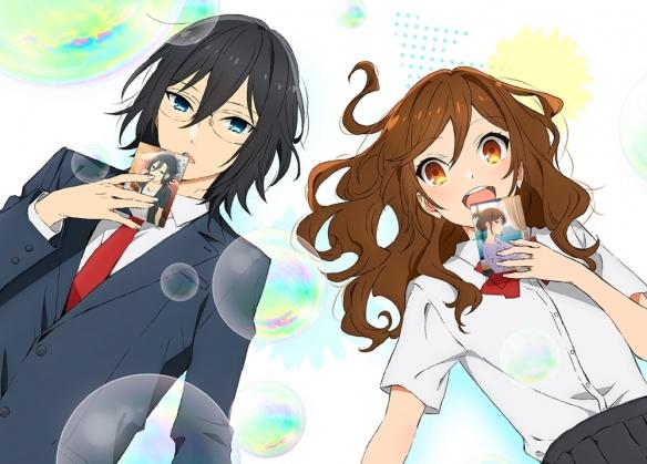 漫画《堀与宫村》宣布近十年连载正式完结 恋爱喜剧画上句号