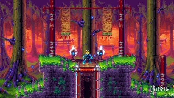 动作游戏ACT《30XX》绿色免安装硬盘版发布!
