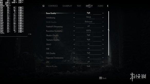 恐怖游戏《灵媒》PC性能分析:显卡要求过高 需再优化