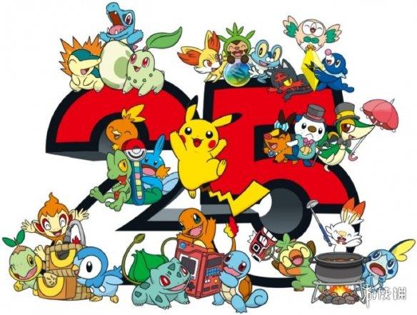 宝可梦25周年玩家最爱宝可梦投票开启 目前爆肌蚊第一