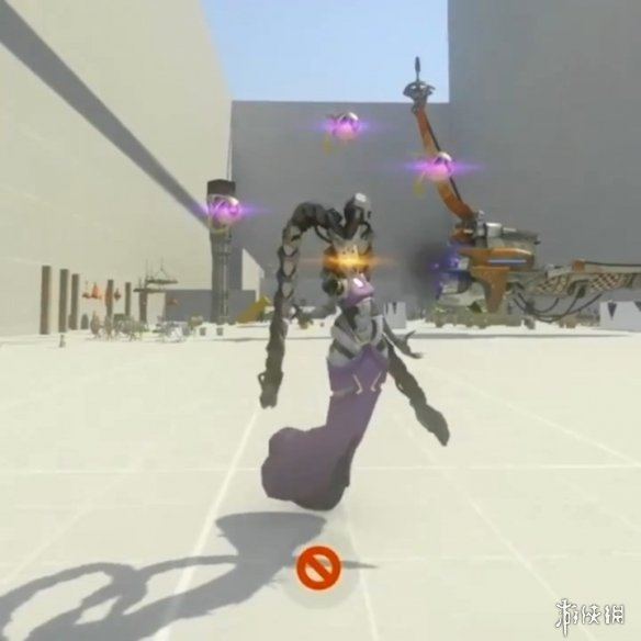 暴雪《守望先锋2》新敌人:身形高大球体环绕的拖拽者
