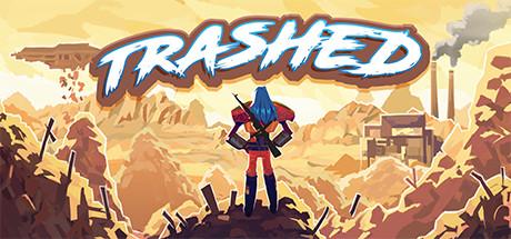 上帝视角第三人称射击游戏《Trashed》专题上线