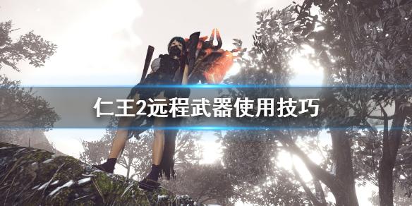 《仁王2》远程武器用什么 远程武器使用技巧