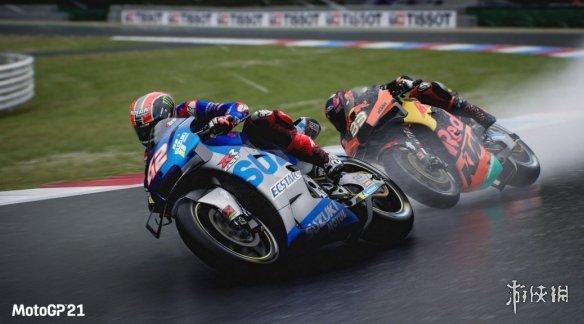 《世界摩托大奖赛21》4月22日发售 首个预告片公布!