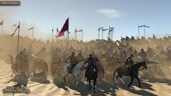 《骑马与砍杀2》开发日志!多人联机与战场地形介绍