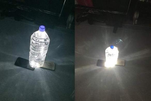 超中二!日本网友改良停电应急小妙招创造出圣光效果