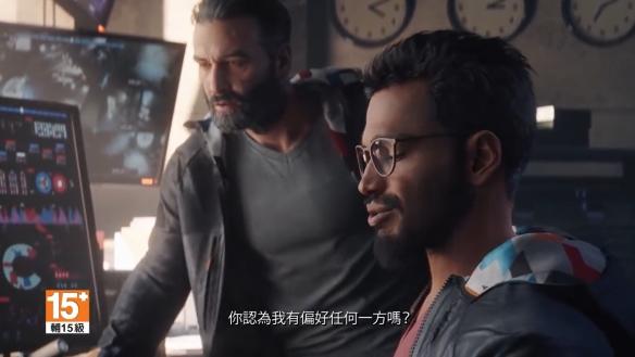 《彩虹六号:围攻》新干员演示 全新CG预告短片发布