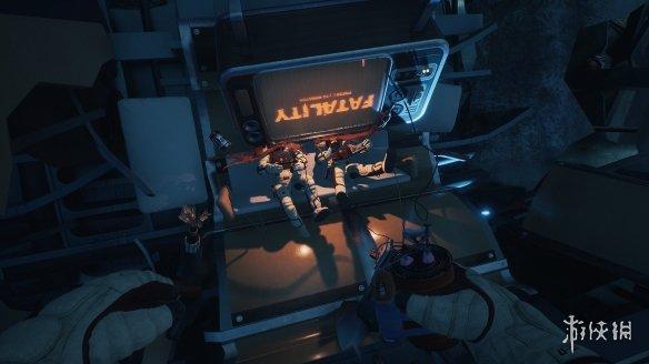 《呼吸边缘》即将推出1.0版!黑色幽默、太空沙盒生存