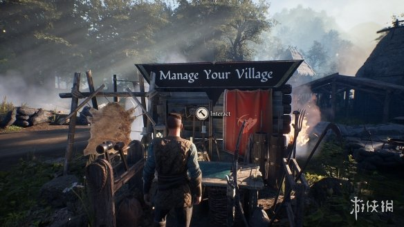 开放世界《罗宾汉》上架Steam!融合动作与建造元素