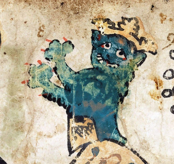 中世纪百兽之王图:这一脸憨相怎么回事?搞笑的吗?