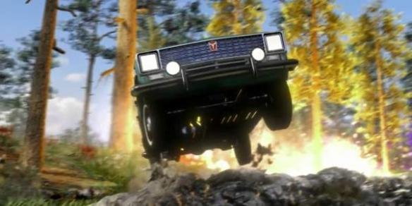"《COD17》僵尸模式""爆发""预告 乌拉尔山脉大冒险!"