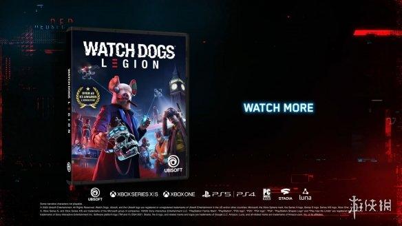 《看门狗:军团》在线模式3月9日上线!官方预告片赏