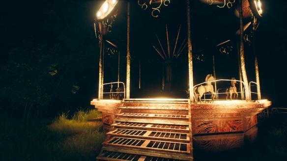 PC恐怖冒险新游《找到你自己》发售!探索黑暗地铁