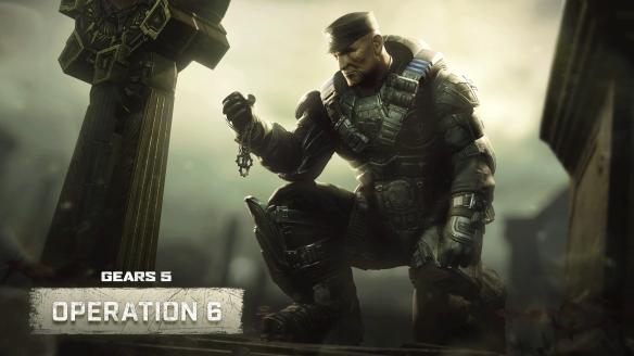 《战争机器5》行动6即将开启 3位新角色和新地图公布
