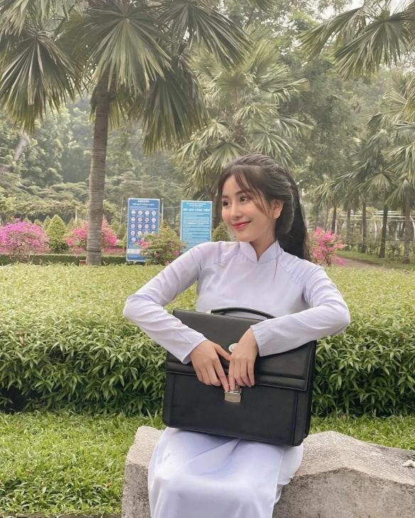 赵露思+迪丽热巴的结合体!越南小辣妹Vo NgocTran
