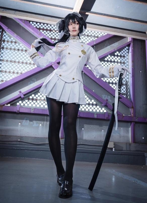 风格多变的超绝美少女Coser 11区模特KAPI美图赏