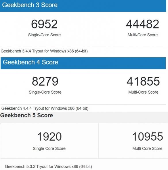 英特尔酷睿i9-11900K CPU-Z跑分出炉:全核 4.7 GHz