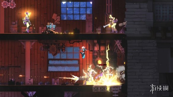 2D平台动作游戏《Foregone》3月登陆Steam 含新内容
