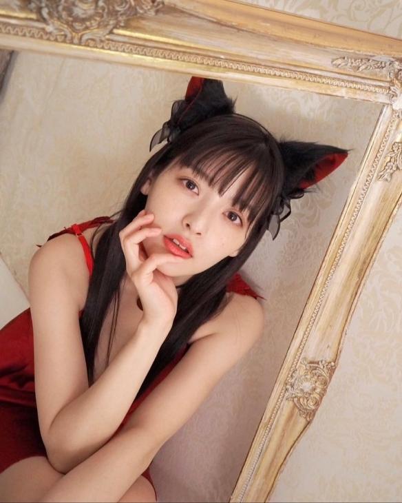 """猫娘实在是太可爱了!美女声优""""政委""""上坂堇美照赏"""
