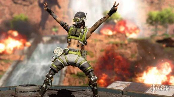 《Apex英雄》Steam玩家人数峰值打破纪录 接近20万!