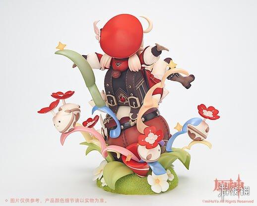 米哈游官方推出《原神》火花骑士可莉1/7比例手办!