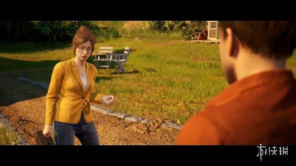 动作冒险合作游戏《双人成行》开场22分钟试玩演示