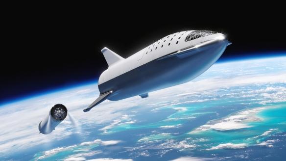 日本富豪免费邀请8人绕月飞行!只要满足两个条件