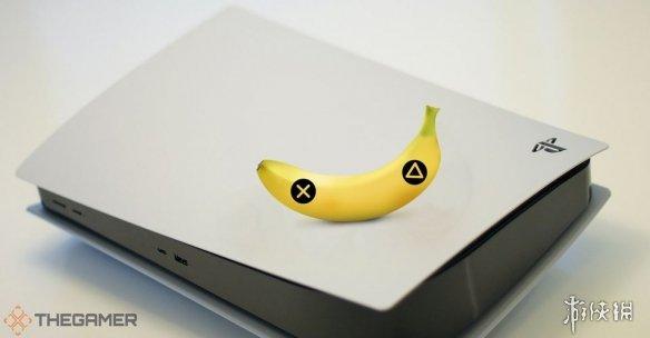 """索尼""""香蕉""""外设专利曝光:让香蕉操控游戏内的镜头!"""