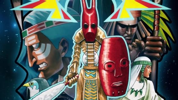 奇幻冒险漫画《通灵王》完全新作TV动画将于4月1日开播