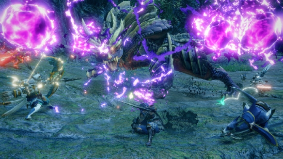 《怪物猎人:崛起》推出限定同捆版套装 售价524元