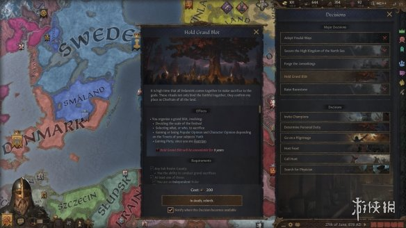 《王国风云3》首个DLC上架Steam 3月16日发售、28元