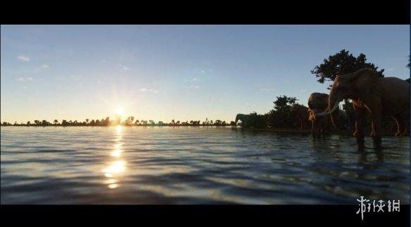 《微软飞行模拟》最具沉浸感DLC!超大野生动物保护区奥卡万戈沼泽上线