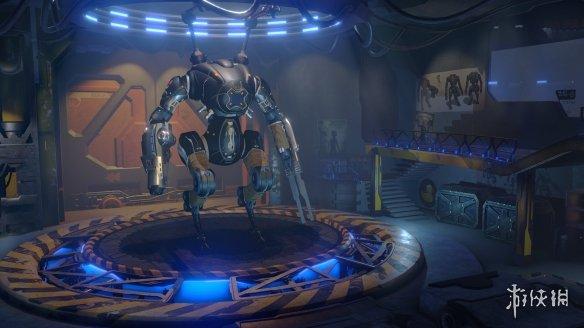 修机器人模拟器《机甲大师》上线Steam!在未来人工岛建立你的机器人公司