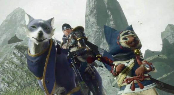 日本TSUTAYA游戏周销榜:《怪物猎人:崛起》登榜首 牧场物语垫底第十